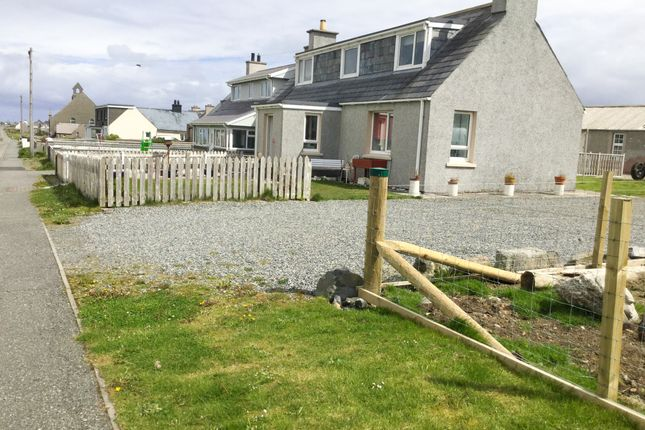 Thumbnail Detached house for sale in Cross, Ness, Isle Of Lewis