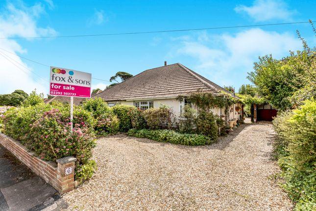 Thumbnail Semi-detached bungalow for sale in Diana Close, Gosport