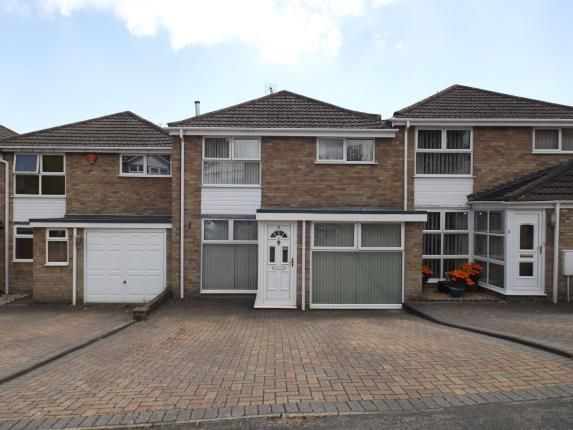Thumbnail Terraced house for sale in Dibden Purlieu, Southampton, Hampshire