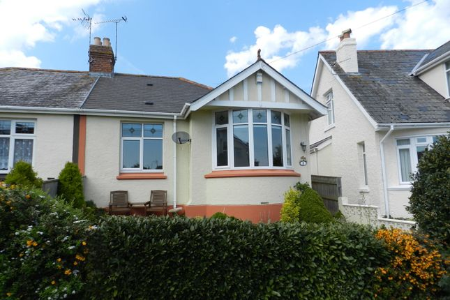 Thumbnail Bungalow for sale in Boundary Road, Chelston, Torquay