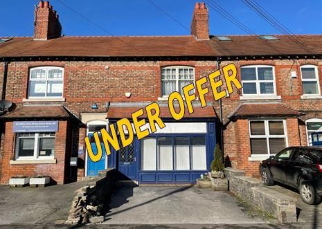 Thumbnail Retail premises for sale in 82 Chapel Lane, Wilmslow, Cheshire