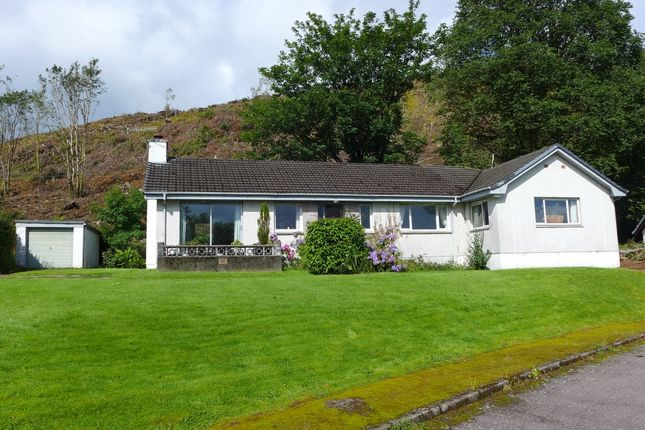 Thumbnail Detached bungalow for sale in Auchbeag Mansefield Road, Minard