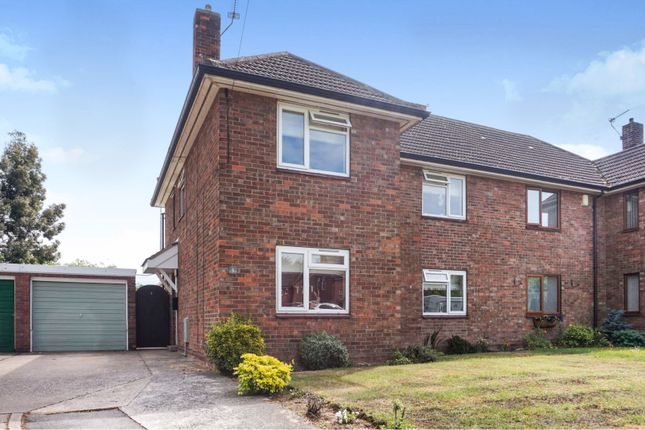 Thumbnail Semi-detached house for sale in Chestnut Drive, Doncaster