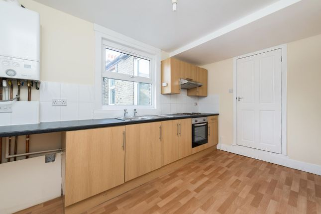 Thumbnail Flat to rent in Benares Road, London