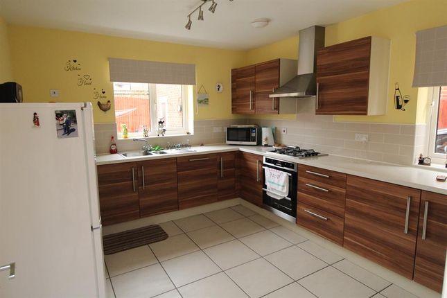 Kitchen of John Hall Close, Hengrove, Bristol BS14