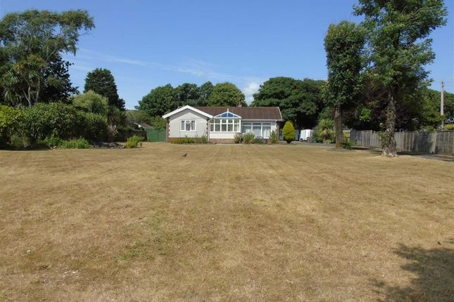 Thumbnail Detached bungalow for sale in The Links, Burry Port