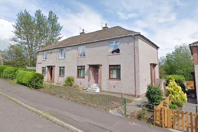 Thumbnail Flat for sale in 28, Garnock Street, Dalry KA244Aw