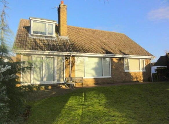 Thumbnail Detached bungalow to rent in Blaidwood Drive, Durham