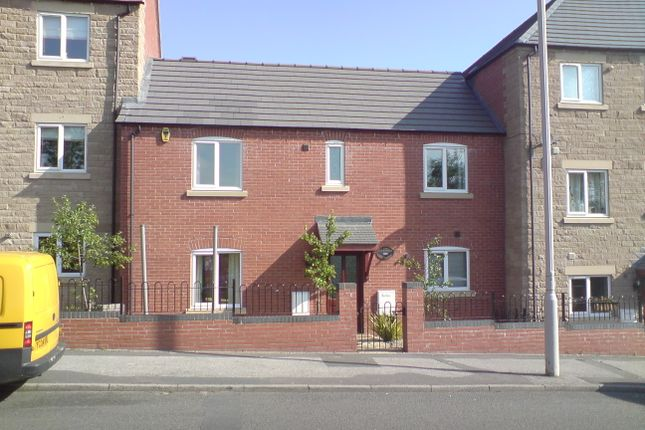 Thumbnail Town house to rent in Eakring Road, Mansfield