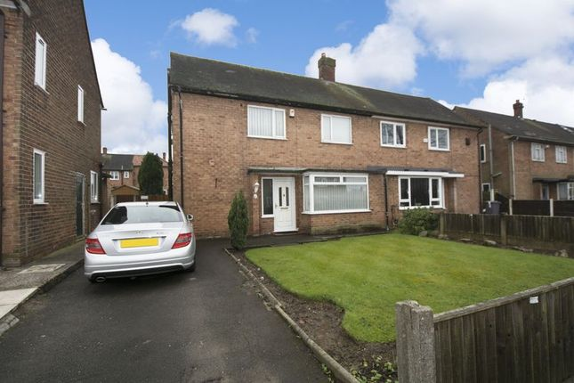 Semi-detached house for sale in Cricklewood Road, Woodhouse Park, Manchester