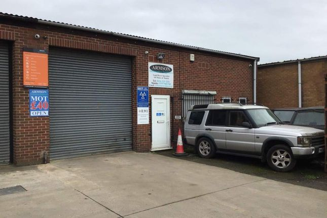 Thumbnail Parking/garage for sale in The Half Croft, Syston, Leicester