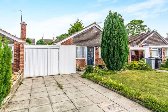 Thumbnail Bungalow for sale in Moreton Drive, Handforth, Wilmslow