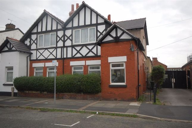 Thumbnail Semi-detached house for sale in Rullerton Road, Wallasey, Merseyside
