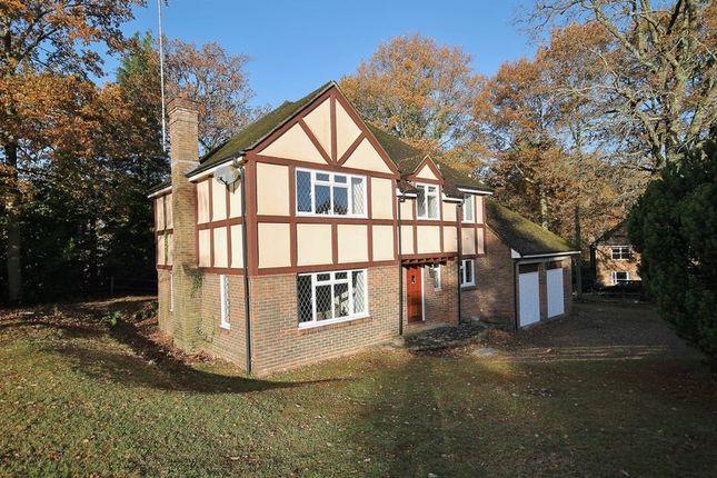 Thumbnail Detached house for sale in Pine Close, Storrington, Pulborough