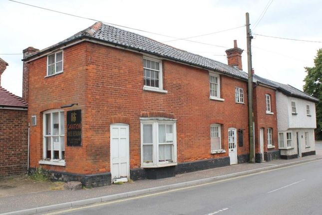 Thumbnail Commercial property for sale in East Harling, Norfolk