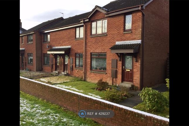 Thumbnail Terraced house to rent in Bishopbriggs, Glasgow