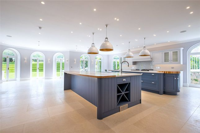 Detached house for sale in Mont Arthur, St. Brelade, Jersey