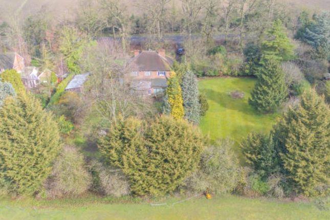 Aerial Rear of Cambridge Road, Abington, Cambridge CB21
