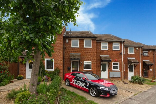 Thumbnail Terraced house to rent in Coverdale, Heelands, Milton Keynes