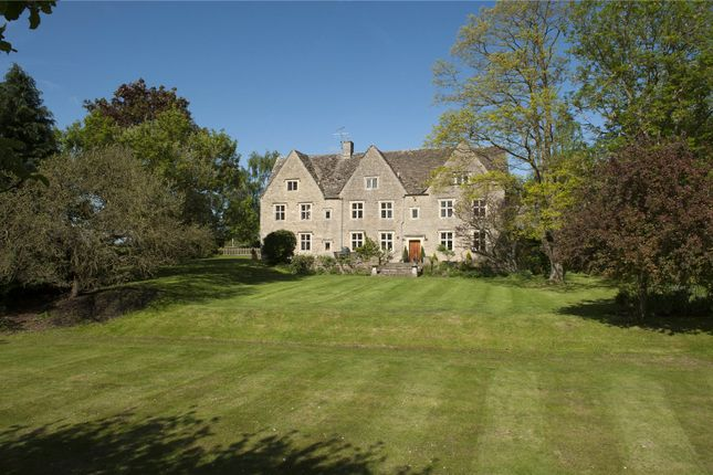 Thumbnail Detached house for sale in Siddington, Cirencester, Gloucestershire