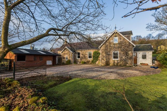 Thumbnail Detached house for sale in Syde, Old Greenock Road, Kilmacolm