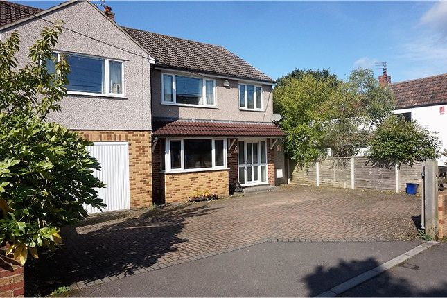 Thumbnail Detached house for sale in Footes Lane, Frampton Cotterell