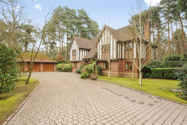 Detached house to rent in Coronation Road, Ascot