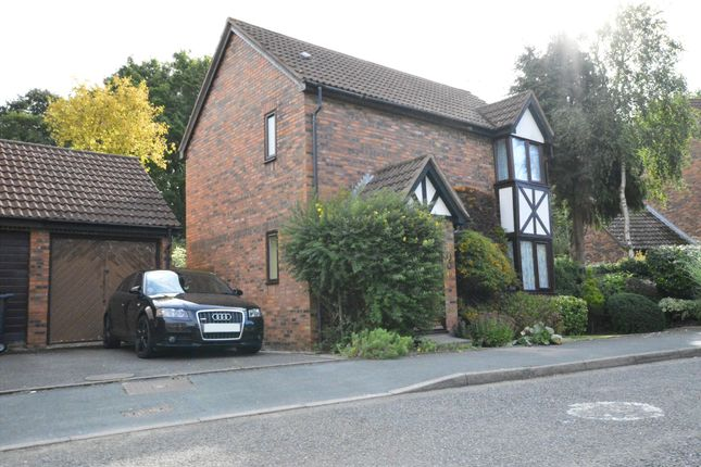 Thumbnail Detached house for sale in Albourne Close, St Leonards-On-Sea, East Sussex