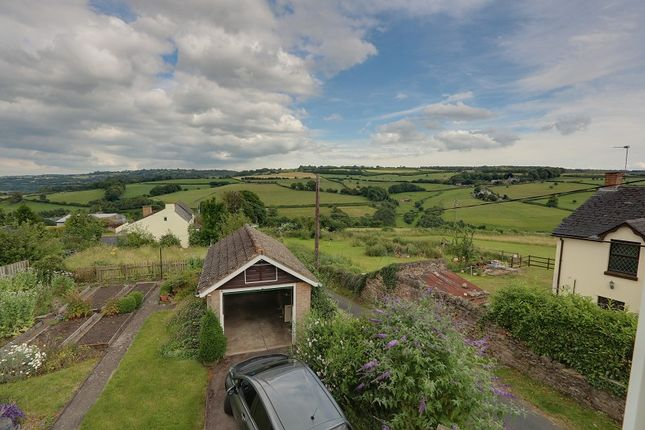 Outlook of English Bicknor, Coleford, Gloucestershire. GL16
