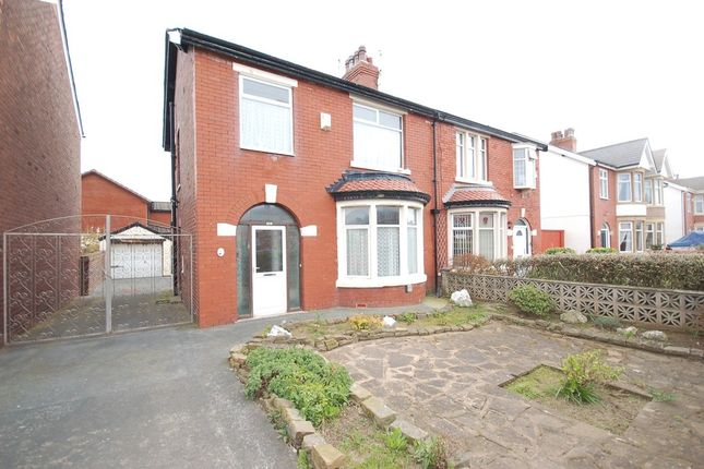 Semi-detached house for sale in St. Annes Road, Blackpool