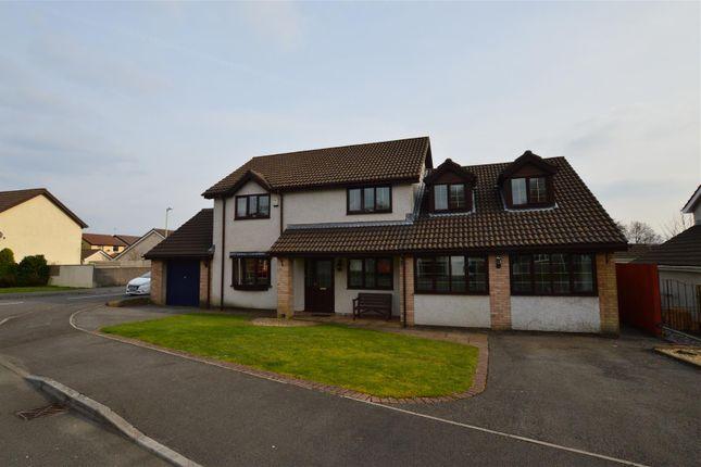 Detached house for sale in Charles Avenue, Pencoed, Bridgend