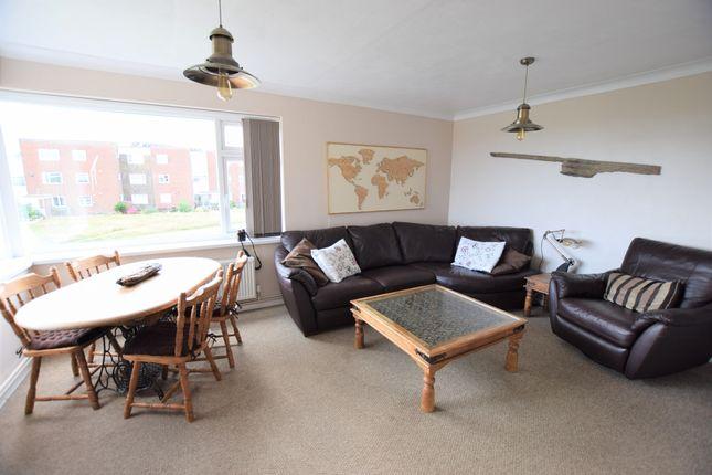 Living Room of Martello Court, Pevensey Bay BN24