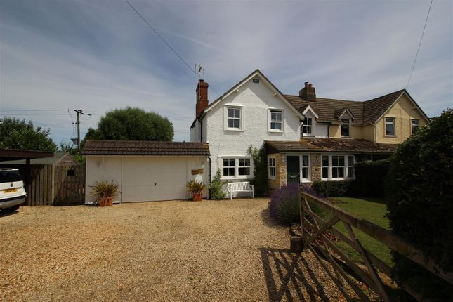 Thumbnail Semi-detached house for sale in Dodford Lane, Christian Malford, Chippenham