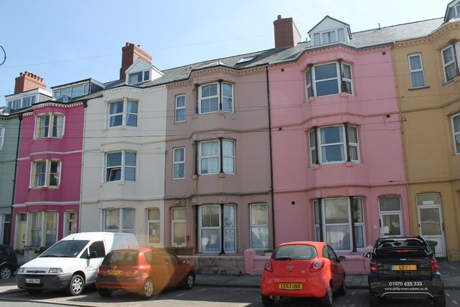 Thumbnail Studio to rent in Flat 6, 10 Cambrian Terrace, Aberystwyth