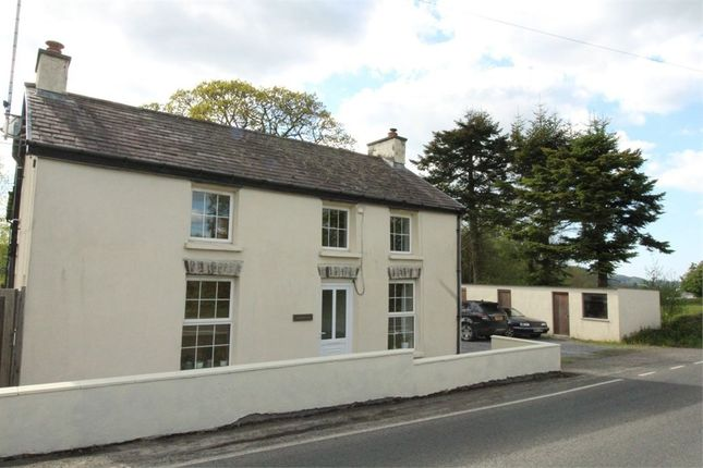 Thumbnail Detached house for sale in Felinfach, Lampeter