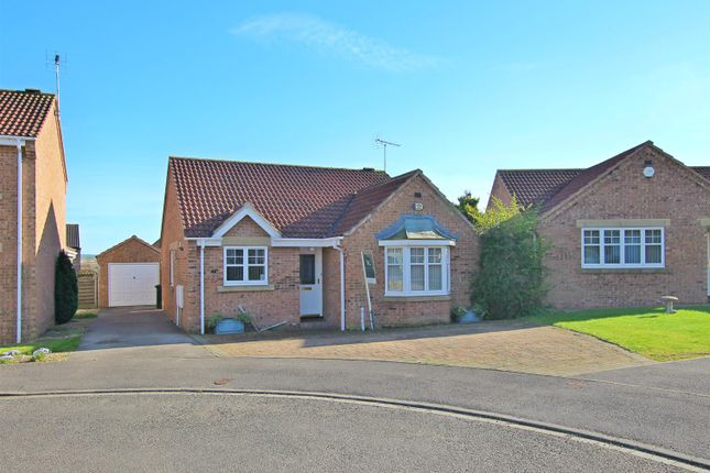 Thumbnail Detached bungalow for sale in Worsley Court, Malton