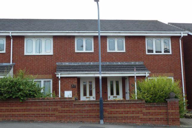 Thumbnail Flat to rent in Desdemona Avenue, Heathcote, Warwick