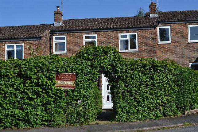 Thumbnail Terraced house for sale in Motte Field, Hartfield