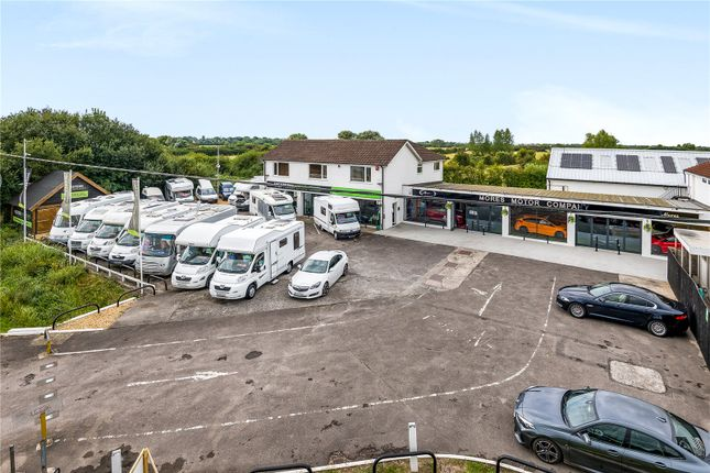 Thumbnail Commercial property for sale in Bridgwater Road, Lympsham, Weston-Super-Mare
