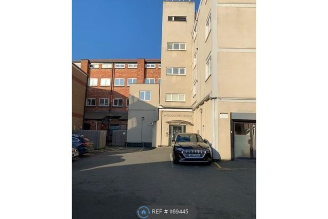 3 bed flat to rent in St. Edmunds Road, Northampton NN1