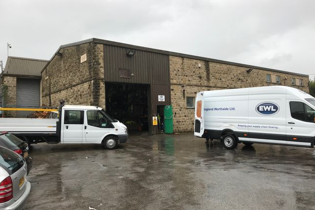 Thumbnail Industrial for sale in Hope Place, Keighley