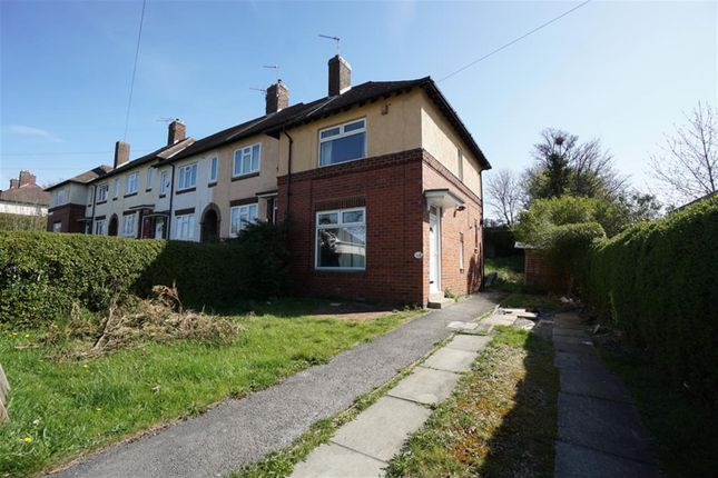 Front of Sicey Avenue, Firth Park, Sheffield S5