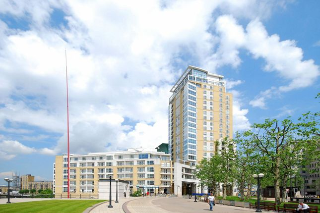 Thumbnail Flat to rent in Westferry Circus, Canary Wharf
