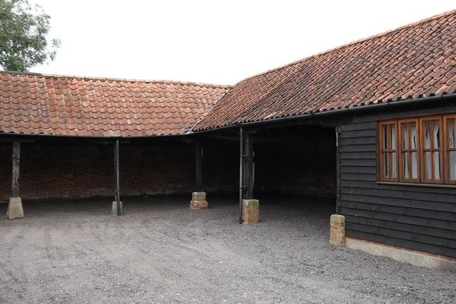 Office to let in Crowfoots Barn Offices, Sotterley, Beccles, Suffolk