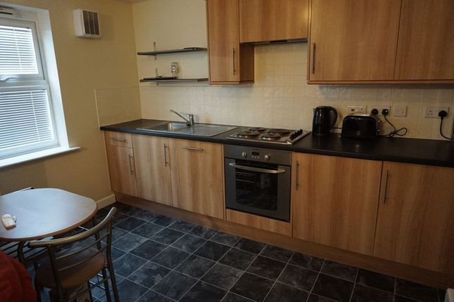 Thumbnail Studio to rent in Russell Close, Wallsend