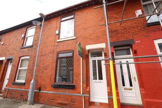 Thumbnail Terraced house to rent in Elizabeth Street, Denton, Manchester