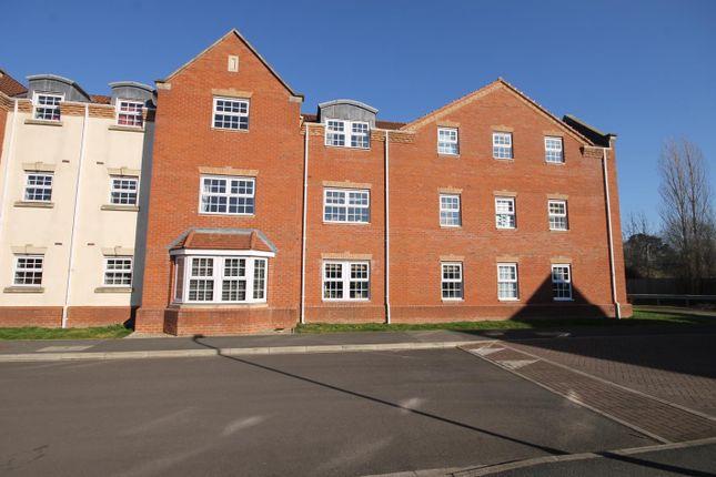 2 bed flat for sale in Ainderby Gardens, Northallerton DL7