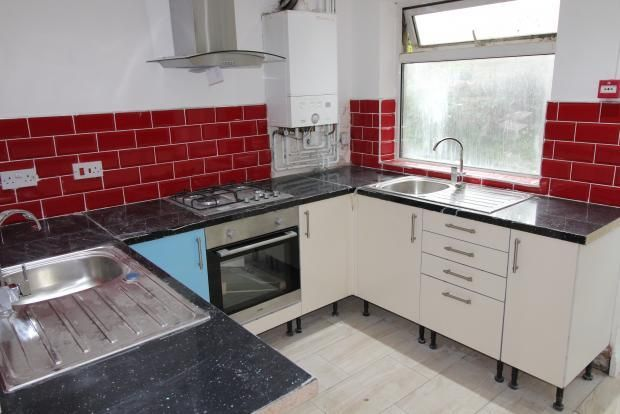 Thumbnail Terraced house to rent in Bedford Street, Roath, Cardiff