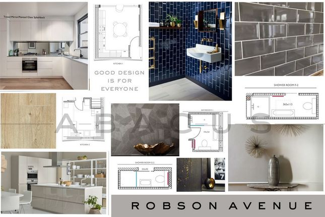 Thumbnail Duplex for sale in Robson Avenue, Willesden