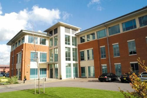 Thumbnail Office to let in Wellington And Vienna House, Birmingham Airport/Nec Arena, Solihull, West Midlands, England